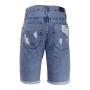 Bermuda Jeans Faixa Lateral BIG