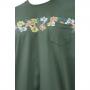 Camiseta Barrado  Floral Classic