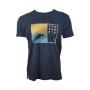 Camiseta Céu e Onda