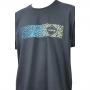 Camiseta Meio Barrado Pixel