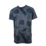 Camiseta Tropical Big Pattern Tee