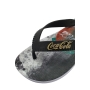 Chinelo Coca-Cola Coke Floor