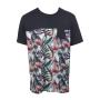 T-shirt Especial Rc.b Folhas Color