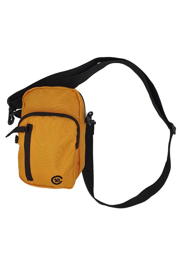 Bolsa Lateral  3 Bolsos Amarelo