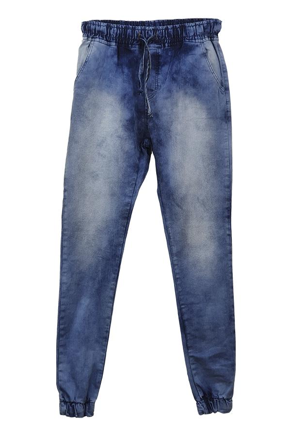 Calca Jogger Jeans