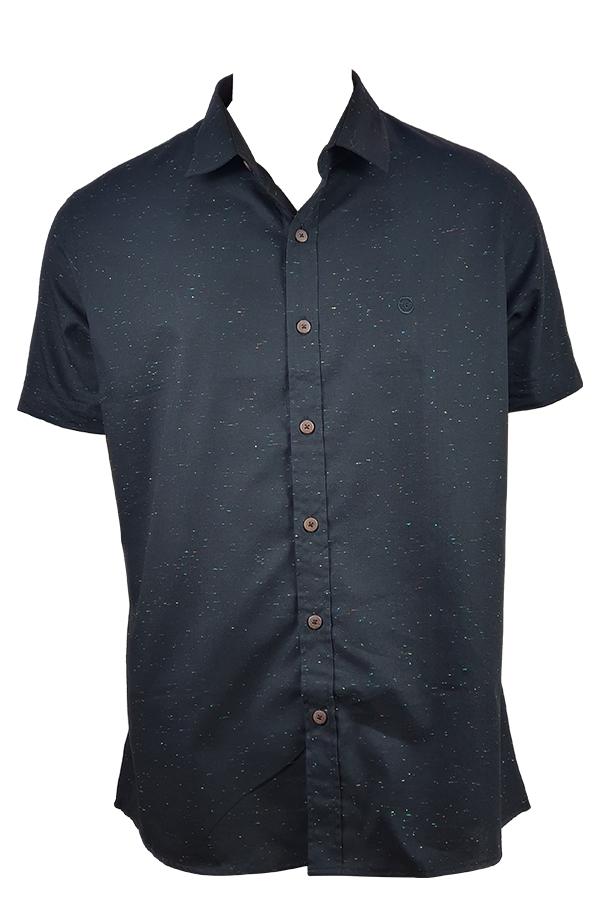 Camisa Censura 18 Tecido Botone