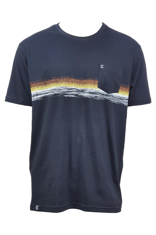 Camiseta Barrado Horizonte