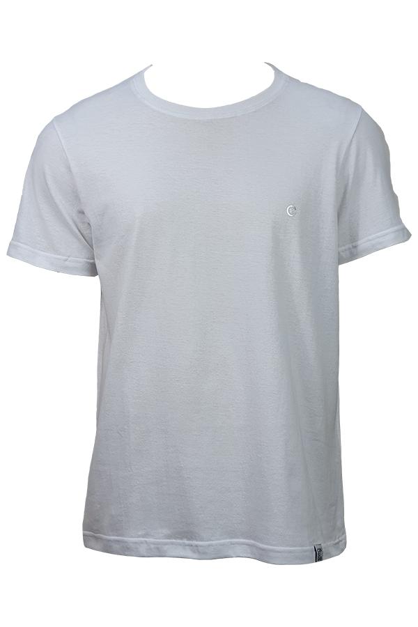 Camiseta Básica Branco  BIG