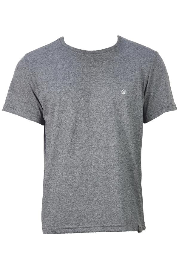 Camiseta Básica Chumbo BIG
