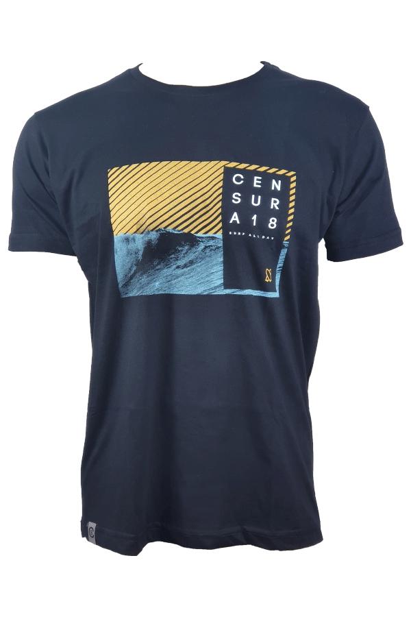 Camiseta Céu e Onda BIG