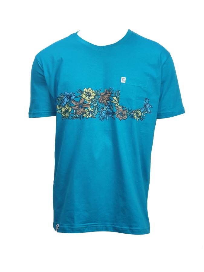Camiseta Floral Vistoso