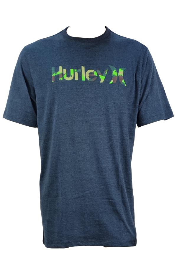 Camiseta Hurley Silk OO Camo