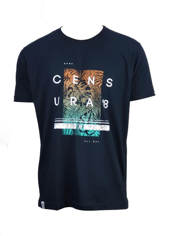 Camiseta Letras e Imagem