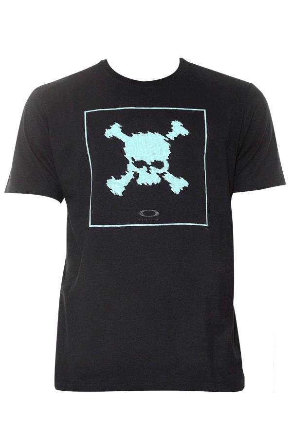 Camiseta Oakley Digi Skull Tee
