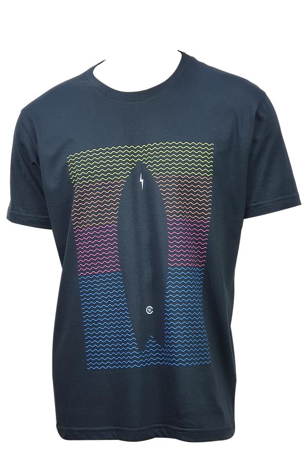 Camiseta Wave Division