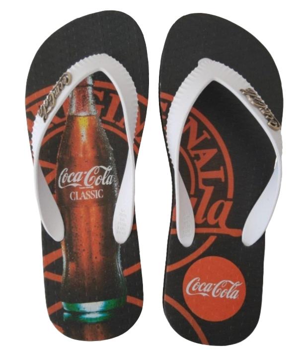 Chinelo  Coca-Cola Fórmula
