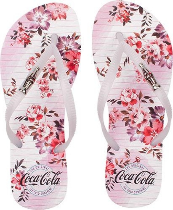 Chinelo Coca-Cola  Inside The Color