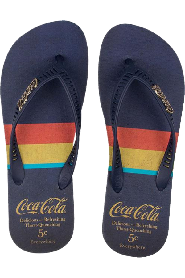 Chinelo  Coca-Cola Quench
