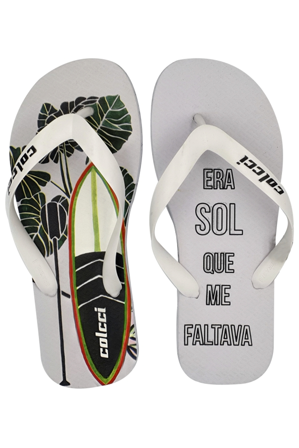 Chinelo  Sol
