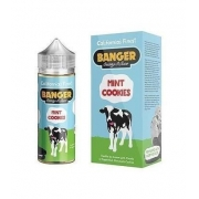 Líquido Banger Creamy E-juice - Mint Cookies