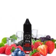 Líquido Caravela Liquids Salt - Frutas Vermelhas Ice