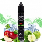 Líquido Caravela Liquids - Two Apples Ice