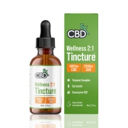 Líquido CBD FX - Tincture - Wellness 2.1
