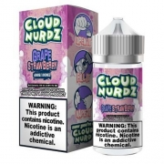 Líquido Cloud Nurdz - Grape Strawberry