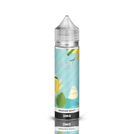 Líquido Magna e-Liquid - Ananas Minty
