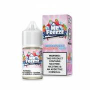 Líquido Mr. Freeze Salt - Blue Raspberry Strawberry Frost