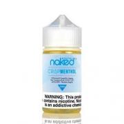 Líquido Naked 100 Salt - Crisp Menthol