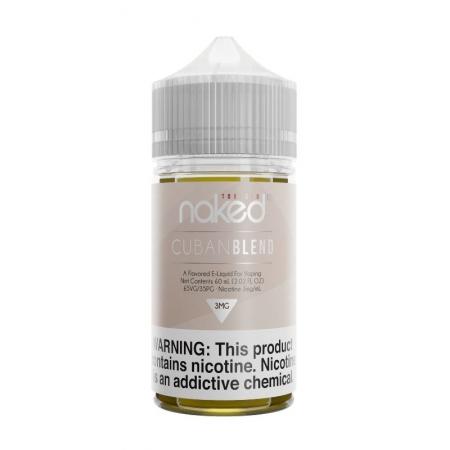 Líquido Naked 100 - Tobacco (Cuban Blend)