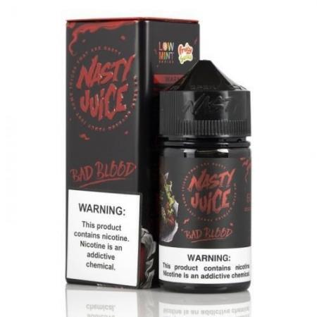 Líquido Nasty Juice - Bad Blood
