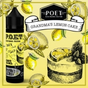Liquido P.O.E.T. - Grandma's Lemon Cake