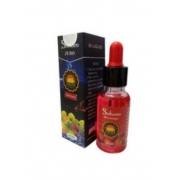 Líquido para cigarro eletrônico Sahara Ebuzz - Morango+Frutilla