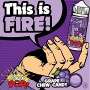 Líquido POP! Vapors - Candy - Grape Chew Candy