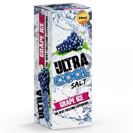 Líquido Ultra Cool Salt - Grape Ice