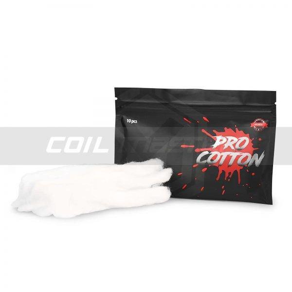 Algodão Pro Cotton - Coil Master