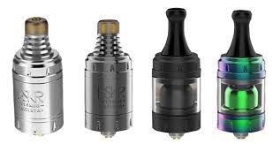 Atomizador Bskr V1.5 Mtl Rta 24mm - Vandy Vape