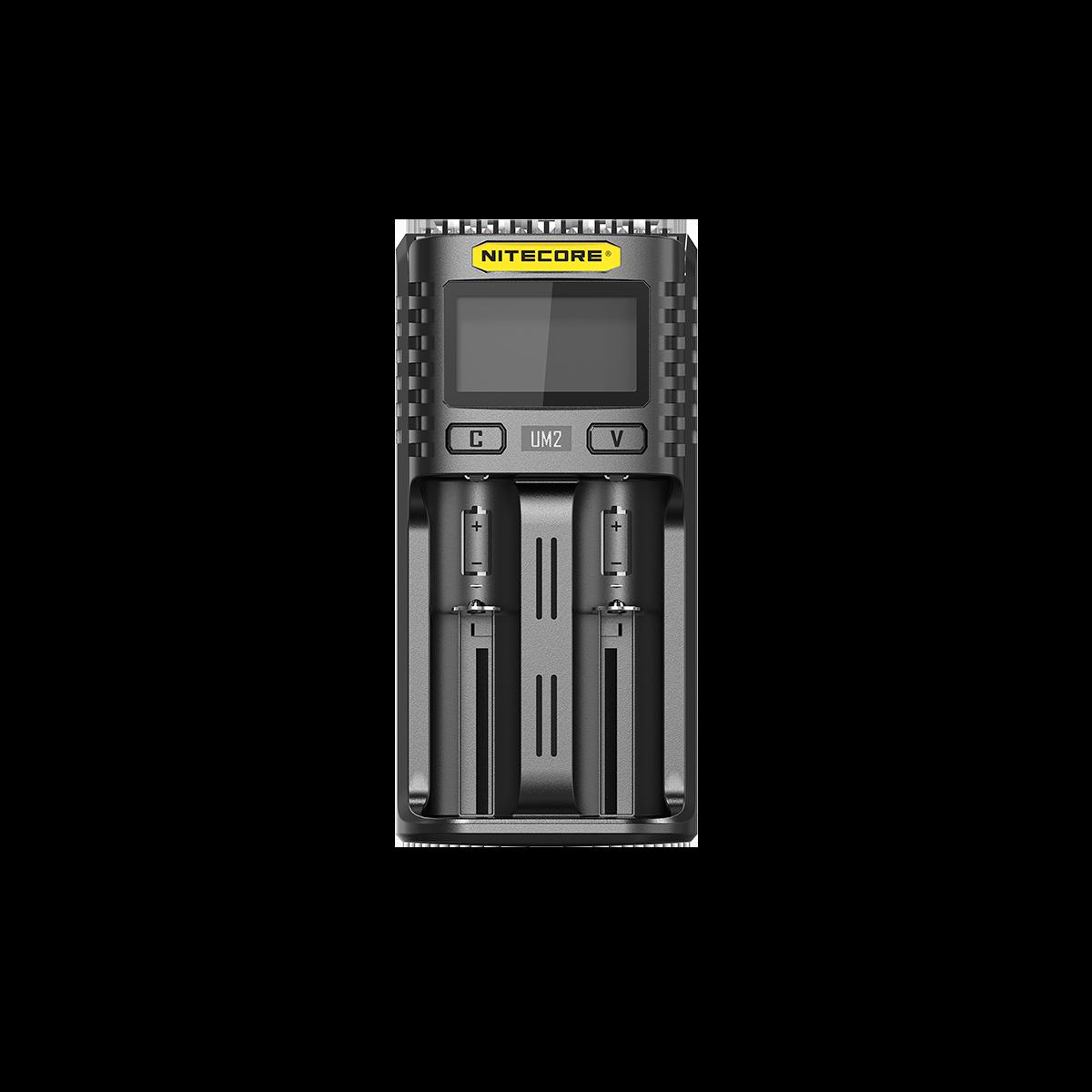 Carregador UM2 - NITECORE®