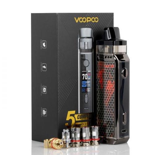 Kit Pod Mod Vinci X Com 5 Coils - Voopoo