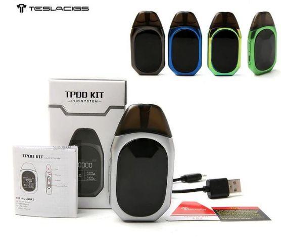Kit Pod TPod - 500mAh - Teslacigs