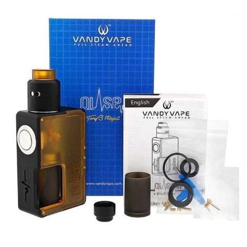 Kit Vape Pulse BF - VANDY VAPE