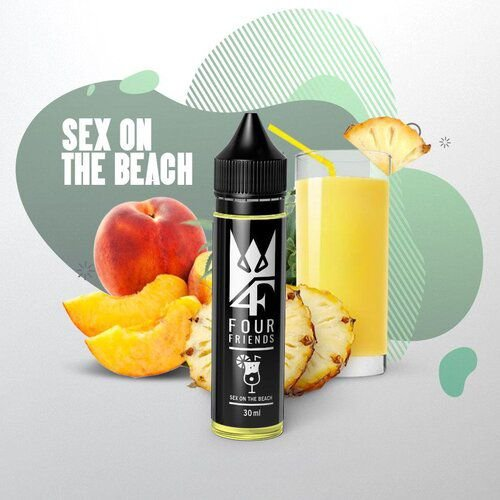Líquido 4 Friends - Sex On The Beach