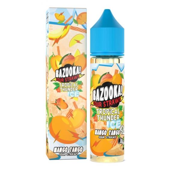 Líquido Bazooka! - Sour Straws - Mango Tango ice