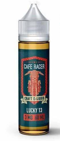 Liquido Cafe Racer Craft E-liquid - Lucky 13