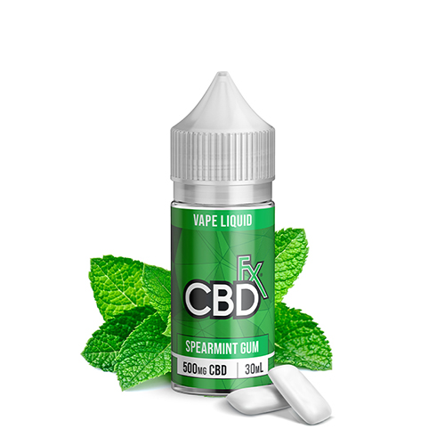 Líquido CBD FX - Spearmint Gum