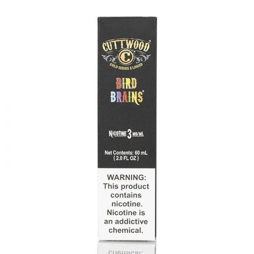 Líquido Cuttwood - Bird Brains
