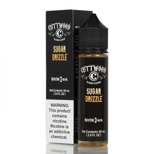 Líquido Cuttwood - Sugar Drizzle