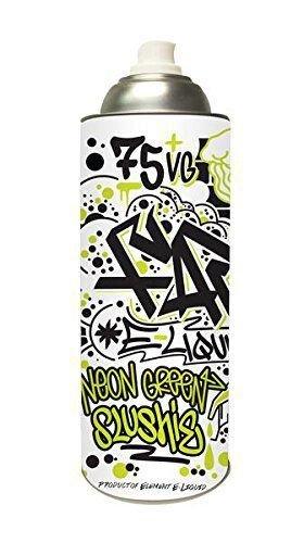 Líquido Element - Far - Neon Green Slushie - Edição limitada